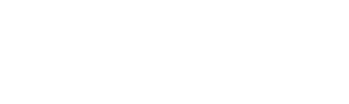 logo for Solomon's Porch, in monochrome white. 4 leaves form a cross in the empty space
